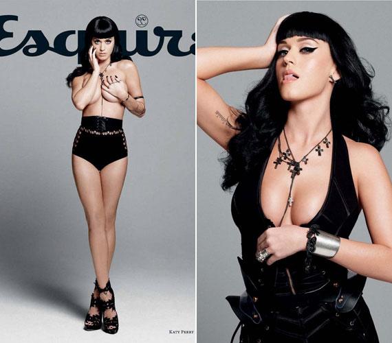 Egyik legemlékezetesebb címlapfotóját az Esquire magazinnak köszönhetjük: 2010 júliusában topless mutatta meg bájait, a pasik legnagyobb örömére.