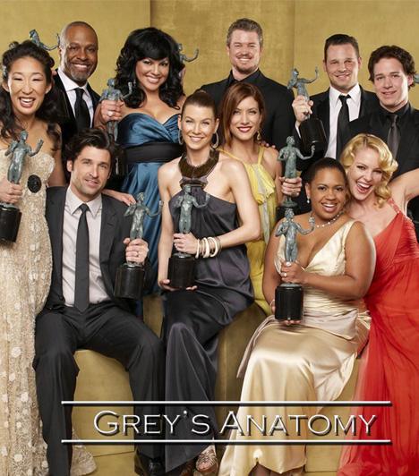 A Grace klinika (2005- )  Az amerikai orvosi dráma 2005. március 27-én indult az Egyesült Államokban az ABC-n, ahol 2012. szeptember 27-én indult a kilencedik évad. Magyarországon 2006. január 10-én debütált a sorozat az rTL Klubon. A sorozat gyakornokok, rezidensek és mentoraik szakmai és magánéletét követi a kitalált Seattle Grace Kórházban a washingtoni Seattle-ben.