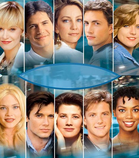 Melrose Place (1992-1999)  A Melrose Place az egyik legkedveltebb amerikai szappaopera volt a kilencvenes években. A Darren Star által készített sorozat majdnem az ezredforulóig futott, majd sikereit meglovagolva 2009-ben egy felújított változat is készült belőle, egészen új szereplőgárdával.