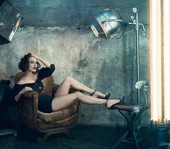 A Dangerous Method című drámában Sabina Spielrein bőrébe bújt.