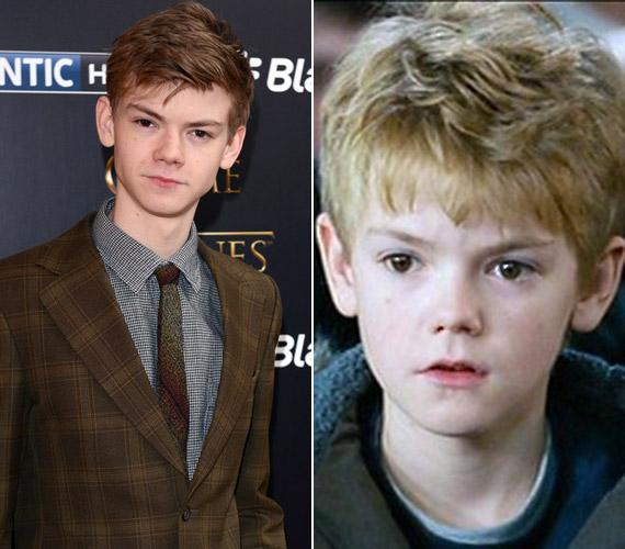 A cuki kisfiút megformáló Thomas Brodie-Sangster-ről, mint komoly színészről beszél azóta a szakma.