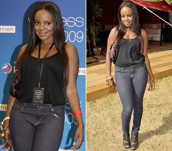 Sokak szerint Keisha Buchanan példakép a mai fiatalok számára: a 36-os méret fölött is lehet valaki dögös.