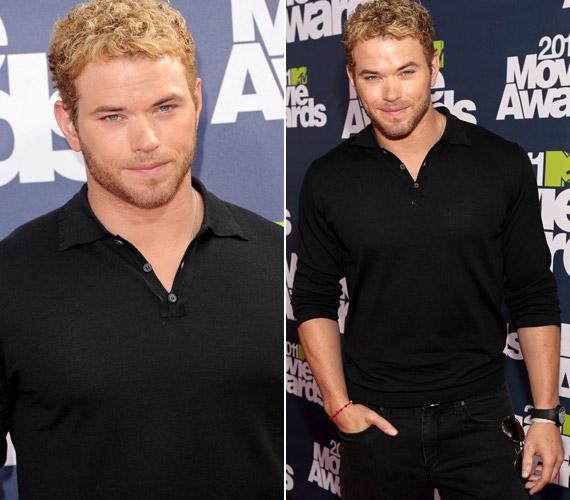 Azért felöltözve is egészen jól fest - bizonyította ezt az MTV Movie Awards gáláján.