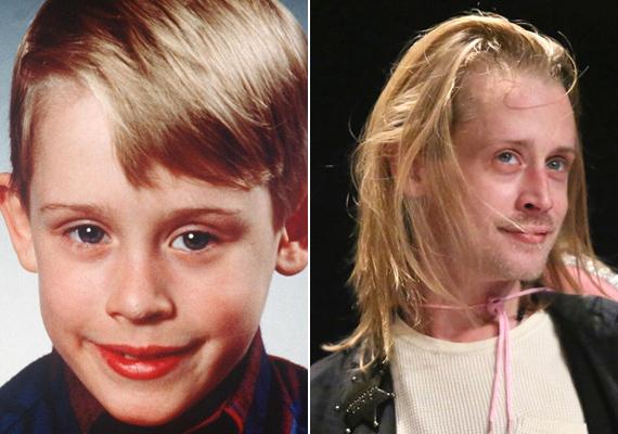 Macaulay Culkin nem bírta elviselni a fiatalon megszerzett hírnevet, ezért elég korán kisiklott az élete. Rehabról rehabra járt, hogy megküzdjön drogfüggőségével, állítása szerint kezd kilábalni a gödörből.