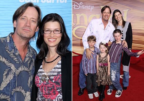 Kevin Sorbo 1998-ban vette el feleségét, Sam Jenkins színésznőt, akitől három gyermeke született: Braedon Cooper, Shane Haaken és Octavia Flynn. Egyébként Sorbo nemcsak a saját gyermekeinek viseli gondját, szóvivője a World Fit for Kids! nevű nonprofit szervezetnek, amely tinédzsereket tanít arra, hogy váljanak a kisebb gyerekek példaképévé.