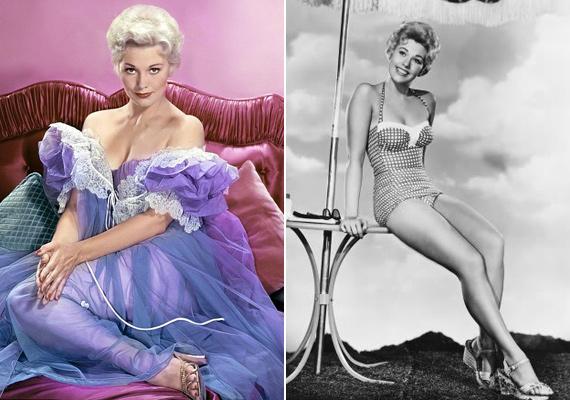 Régen a férfiak ölni tudtak volna a gyönyörű színésznőért. Az '50-es években minden magazinban látható volt.