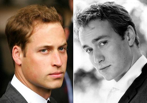 Vilmos herceg szerepét Oliver Chris kapta, akinek nem idegen a történelmi alkotások világa: játszott már A másik Boleyn lány című filmben is.