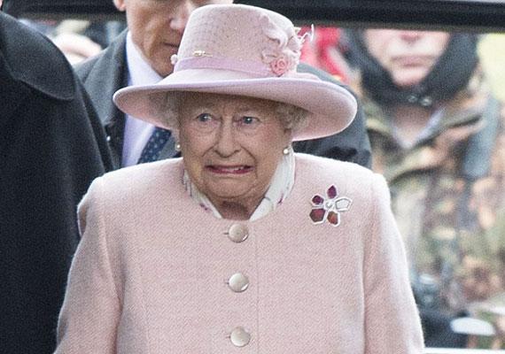 A sort kezdjük II. Erzsébet királynővel, aki jövő áprilisban ünnepli kilencvenedik életévét. Reméljük, nem tervez a család semmi grandiózus dolgot, úgy tűnik ugyanis, hogy az uralkodónő nem reagál túl jól a meglepetésekre.