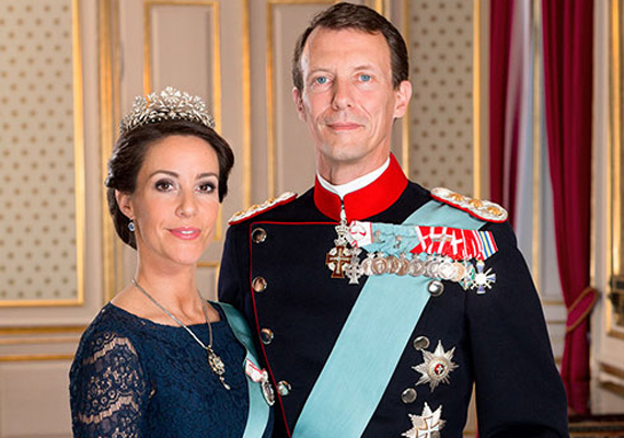 A herceg egy korábbi interjúban azt nyilatkozta, hogy megtalálta élete szerelmét Máriában, valószínűleg ezért is olyan nagy az összehang kettőjük között.