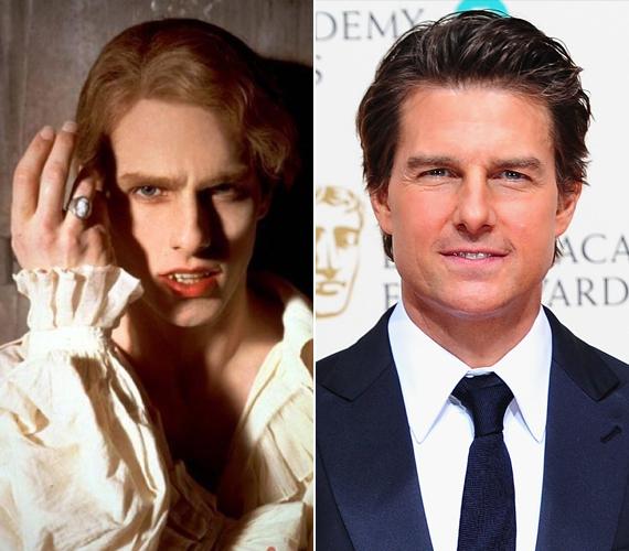 Az 52 éves Tom Cruise szinte felismerhetetlen volt Lestat de Lioncourt szerepében. Közvetlenül az Interjú a vámpírral után jöttek a Mission Impossible-filmek, amik még nagyobb ismertséget hoztak neki.
