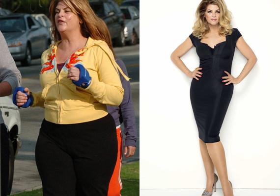 Mintha nem is ugyanaz a nő lenne a két fotón! Nyilván sokat segít a tökéletes frizura, a gyönyörű smink és az elegáns ruha is, de ez nem változtat a tényen, hogy a színésznő feleakkorának tűnik, mint korábbi fotóján.