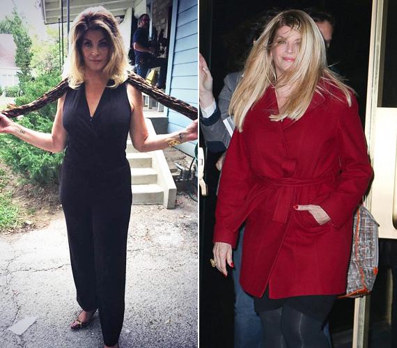 A bal oldali fotót posztolta a Twitterre a napokban, a jobb oldali pedig 2014 áprilisában készült. Akkor határozta el, hogy életmódváltásra fogja magát, és példaszerűen fog étkezni - ami a népszerű ausztrál fogyókúrás termékeket és programokat kínáló Jenny Craig háziasszonyaként voltaképpen a kötelessége is lenne.
