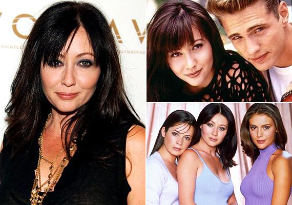 Shannen Doherty agresszivitása nem titok senki előtt. Hiába volt oszlopos tagja a Beverly Hills 90210-nek és a Bűbájos boszorkáknak, elviselhetetlen természete miatt mindkét sorozatból menesztették.