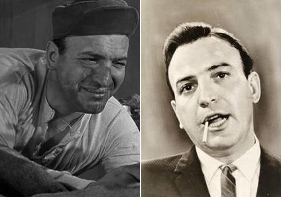 Az 1962-es, Az alcatrazi ember című filmjében már erősen kopaszodni kezdett. Amikor levette a sapkát, kollégái megdöbbentek, hogy felül mennyire nincs már haja.