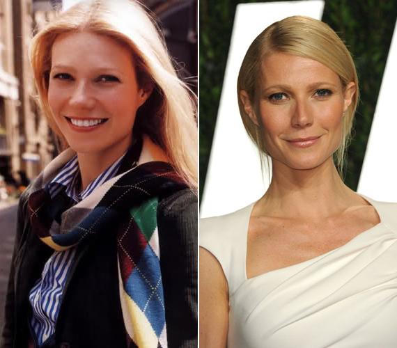 A 40 éves Gwyneth Paltrow is ismerheti a fiatalság titkát, ugyanis korából több évet is bátran letagadhatna.