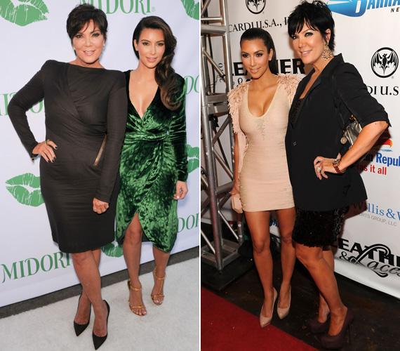 A család egyik legismertebb tagja a 32 éves Kim Kardashian, aki tévésztár, modell és esetenként színésznő is, bár a címlapokra leginkább telt idomaival kerül.