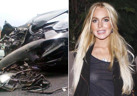Lindsay Lohan sokadik balesete hallatán már fel sem kapjuk a fejünket. Legutóbb annak ellenére ült autóba és okozott balesetet, hogy a Liz és Dick forgatásának idejére eltiltották a vezetéstől. Az élelmes botrányhősnő megpróbálta asszisztensére kenni a balesetet, de a hölgy nem állt kötélnek, így LiLo kénytelen volt elismerni bűnösségét.