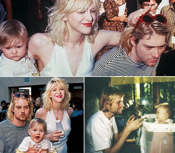 Frances mindössze kétéves volt, amikor apja öngyilkos lett, úgyhogy nem sokra emlékszik a legendás zenészből, szinte csak a felvételekről ismeri.