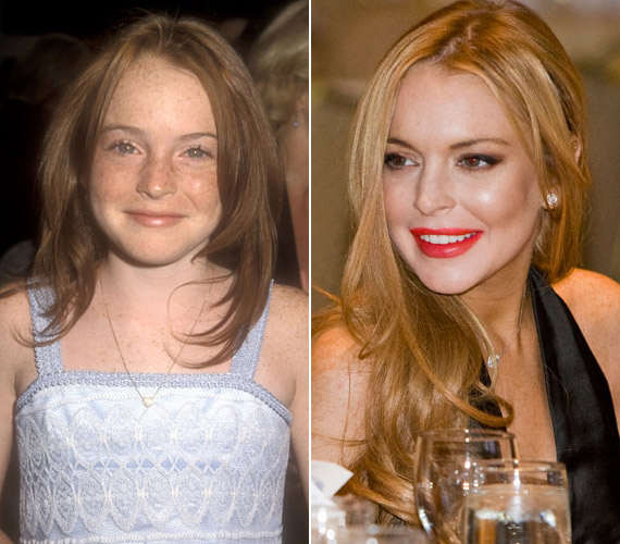 Mindenki a szívébe zárta Lindsay Lohant az Apád, anyád idejöjjön filmben, ám a Nem férek a bőrödbe és a Bajos csajok sikere után már nem a színészi kvalitásaival, hanem botrányos viselkedésével került az újságokba.