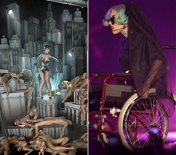 Bár felejthetetlen előadást láthattak rajongói, Lady GaGának a kemény kritikára is fel kell ezután készülnie.