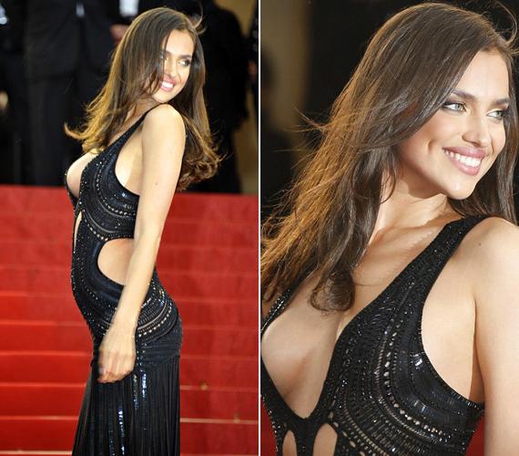 Irina Shaykot beválasztották Cannes legrosszabbul öltözött hírességei közé, amire az orosz modell nem igen lehet büszke.