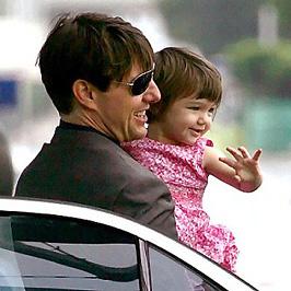 Tom Cruise Surival