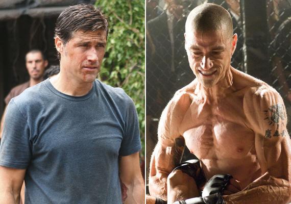A Lost Jack Shepardje az Alex Cross című thriller kedvéért nemcsak csontsoványra fogyott, de rengeteget szálkásított, és a haját is leborotválta.