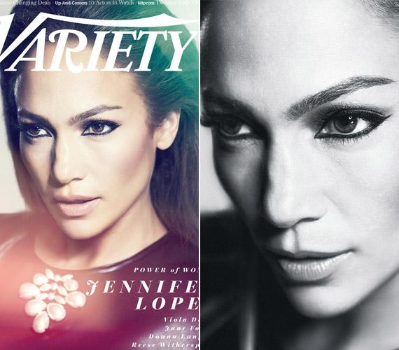 Jennifer Lopez alapítványt is létrehozott a nők helyzetének javítása céljából. A 45 éves énekesnő közeli fotót is engedett magáról, ezen látszanak a ráncai is, nincs porcelánbaba-fej retusálva neki.