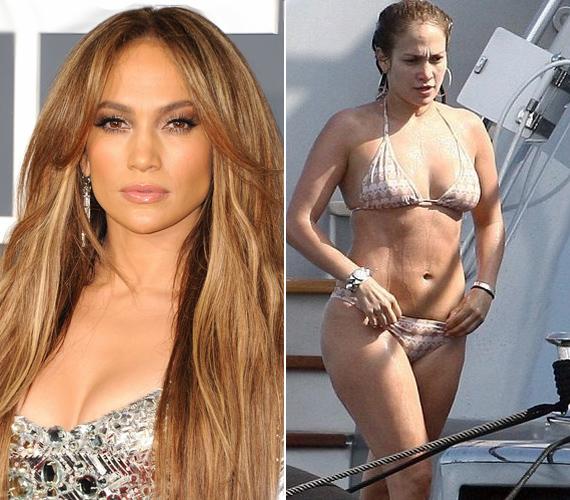 A válófélben lévő Jennifer Lopez bronzéremmel zárta a szavazást, közel ötezer olvasó gondolta úgy, hogy a latin sztármaminak bikiniben sincs mit takargatnia.