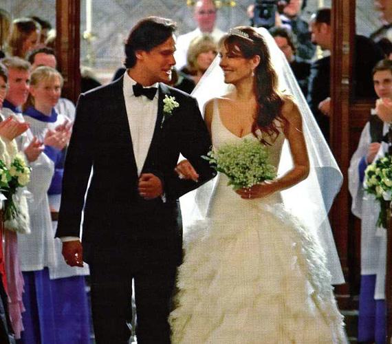 Elizabeth Hurley és Arun Nayar: 2,5 millió dollár. A színésznő és az indiai üzletember 2007-ben házasodtak össze egy nyolc napig tartó ünnepségsorozat keretén belül. A vendégek közt volt Elton John és a dizájner Valentino is, a menyasszony pedig egy Donatella Versace által megálmodott gyönyörű ruhában vonult végig az oltárig. A Gloucestershire-ben megtartott esküvőt egy tradicionális indiai ceremónia követte a férfi hazájában.