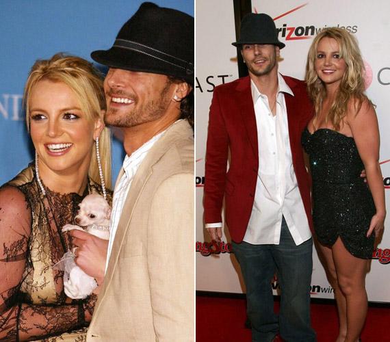 Britney Spears 24 évesen házasodott össze barátjával, Jason Alexanderrel. Néhány nappal később érvénytelenítették a nászt, azzal az indokkal, hogy az énekesnő akkor nem volt teljesen beszámítható. Britney azonban még ugyanebben az évben, 2004-ben valóban férjhez ment a táncos Kevin Federline-hoz, akitől két fia született. Nem sokkal később elváltak, Britney jelenleg Jason Trawick menyasszonya.