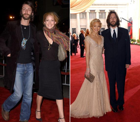 Kate Hudson 21 volt, amikor hozzáment Chris Robinson rockerhez, akitől egy kisfia született. Később a pár elvált, Kate jelenleg egy másik rocker, Matt Bellamy kedvese. Egy közös gyermekük van.