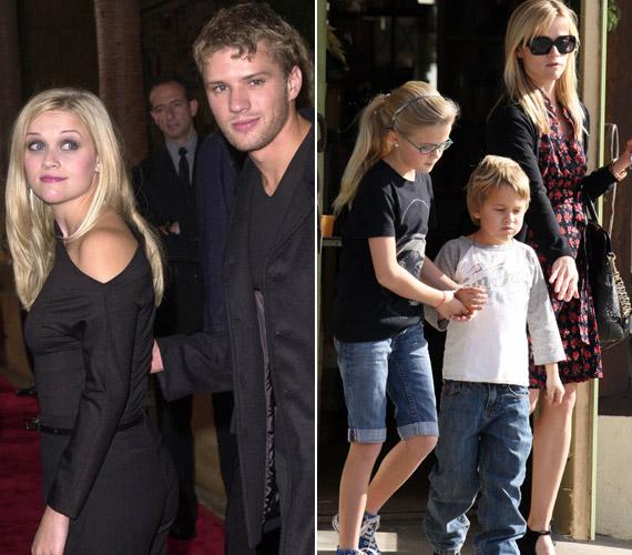 Reese Witherspoon és Ryan Philippe igazi sztárpár volt. A színésznő 21 évesen ment hozzá kedveséhez, akitől egy fia és egy lánya született. 2006-ban elváltak.