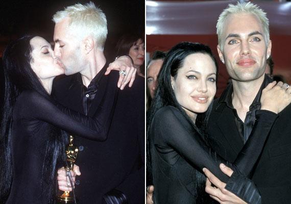 2000-ben, amikor Angelina Jolie az Észvesztő című filmjéért megkapta a legjobb női mellékszereplőnek járó aranyszobrocskát, annyira sokkos állapotba került a neve hallatán, hogy nyitó beszédét azzal kezdte, mennyire szereti a bátyját. A testvéri szeretet jeléül a gála után egy fotósnak sikerült is megörökíteni a csókot.
