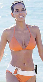 Halle Berry a Bond lány