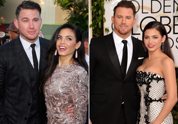 Channing Tatum és Jenna Dewan-Tatum is a hollywoodi álompárok közé tartozik, a színészházaspár mindkét tagja remek géneket örökölt.