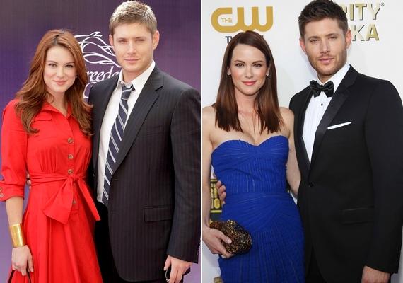 Sokszor hasonlítják Tatumékhoz az Odaát jóképű sztárját, Jensen Acklest és színésznő feleségét, a gyönyörű Danneel Harrist, és nem alaptalanul.
