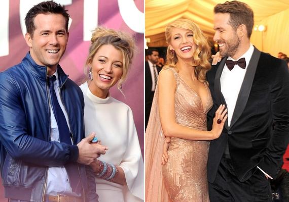 Mintha egy Disney-meséből lépett volna ki Ryan Reynolds és Blake Lively. Januárban első közös gyermekük is megszületett, erről korábbi cikkünkben olvashatsz.