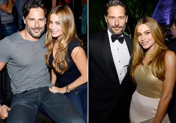 Sofia Vergara és Joe Manganiello június 14-én ünnepelték első évfordulójukat. A színésznőért odavannak a férfiak, Facebook-oldalán pedig a női rajongók kérik rendszeresen, hogy töltsön fel fotókat szintén színész párjáról.