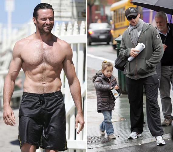 A 43 éves Hugh Jackmannek és feleségének nem lehetett közös gyermeke, így adoptáltak egy kisfiút, Oscart és egy kislányt, Avát.