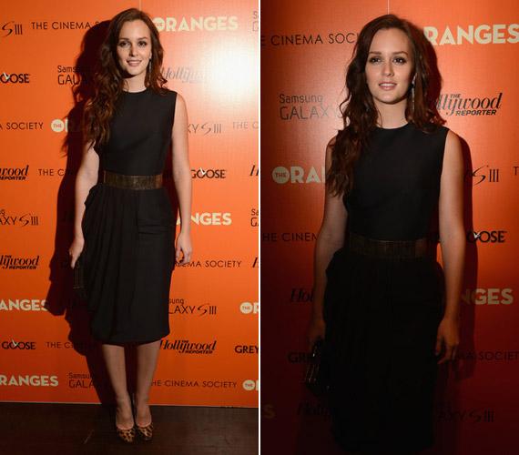 A színésznőnek a hosszú haj is nagyon jól állt.