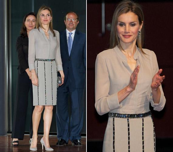 A leendő királyné szereti az egyszerű ruhákat, nem híve a túldíszített kreációknak és a harsogó színeknek.