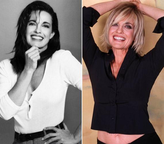 Linda Gray a hatvanas években modellként kezdte karrierjét, az ő lába látható a Diploma előtt című film plakátján is.