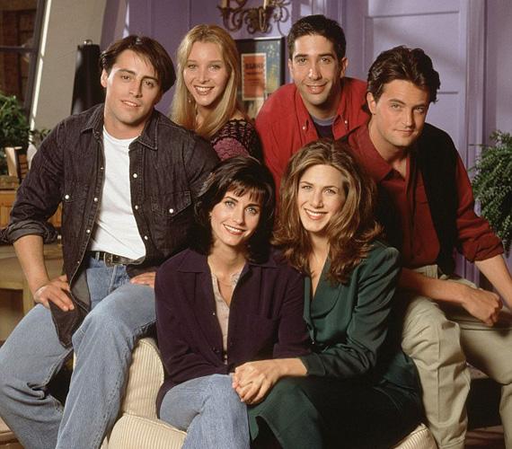 1994-ban, a Jóbarátok indulásakor Phoebe Buffay megformálója még csak 31 éves volt.
