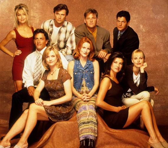 Lisa Rinna 1996 és 1998 között formálta meg Taylor McBride karakterét a Melrose Place-ben.