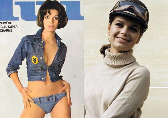 A legnagyobb francia magazinok címlapján szerepelt, nem volt olyan divatlap a '70-es években, amiben ne találtunk volna róla fényképet akkoriban.
