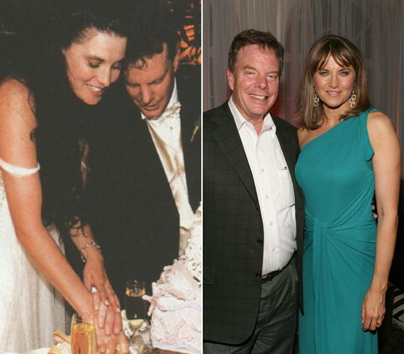 Lucy Lawless 1998-ban másodszor is férjhez ment, méghozzá a Xena egyik produceréhez, Robert Taperthez. Két fiuk született.