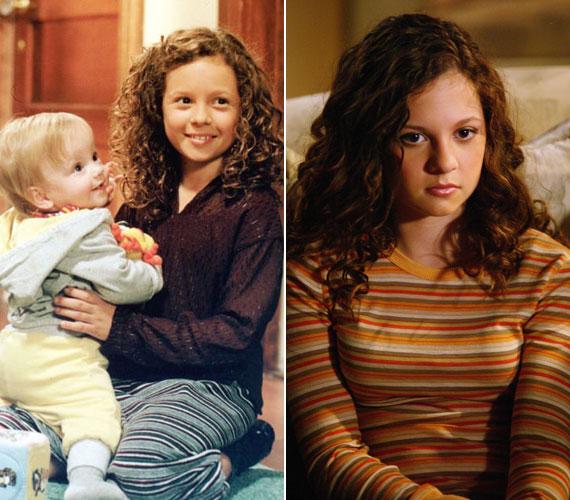 Mackenzie Rosaman 1996-ban kapta meg Ruthie Camden szerepét a Hetedik mennyországban, aminek tizedik évadjáig minden epizódban szerepelt.