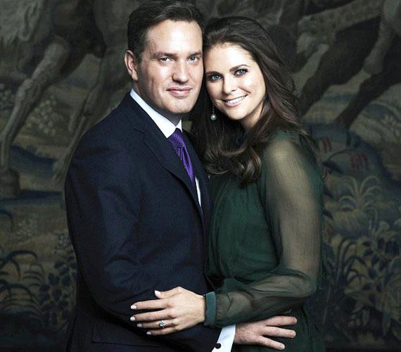 A 31 éves hercegnő férje nem kívánt a király által felkínált hercegi ranggal élni, így kislányuk sem lesz hercegnő.