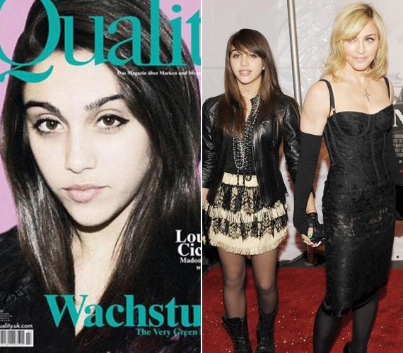13 évesen a Quality magazin címlapjára került, ami őt is meglepte: a fotó ugyanis egy 2010 áprilisában tartott jótékonysági rendezvényen készült, melyen anyjával vett részt New Yorkban.